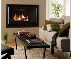 Rinnai Symmetry Gas Log Flame Fire1